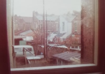 Lovely view from my bedroom! '78