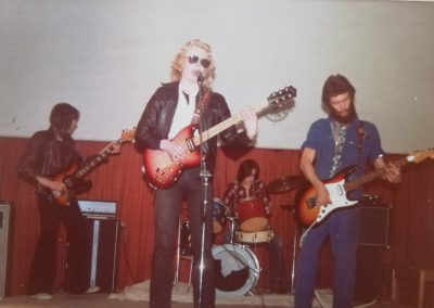 The Blisters in concert! '77
